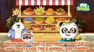 dr. panda jardinero