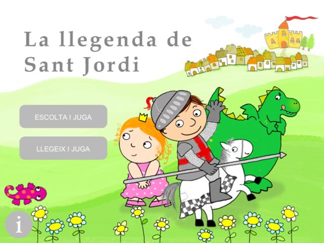 foto 1 Sant Jordi app
