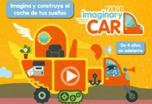Pango Imaginary Car, app para crear tu gadgeto car