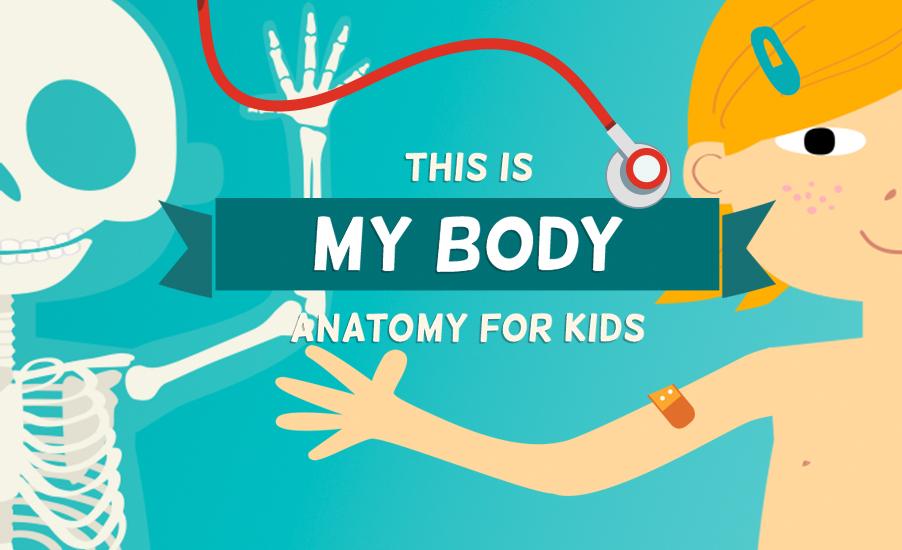 Este es mi cuerpo – Anatomía para niños 3.0 - Frikids