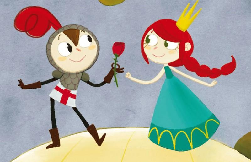 Caballeros Y Princesas Por Un Día En Sant Jordi Frikids