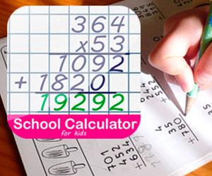 School Calculator