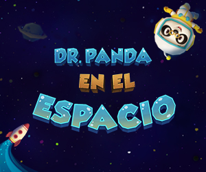 Dr.Panda en el espacio