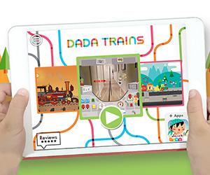 banner DADA Trains