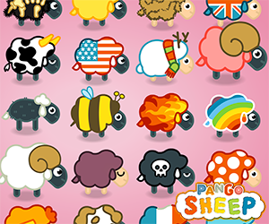 banner Pango Sheep