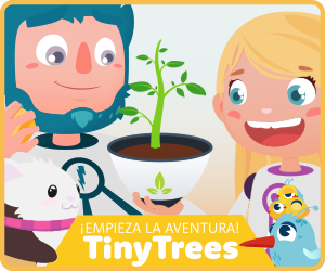 Banner Tiny Trees
