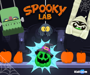 banner Spooky Lab