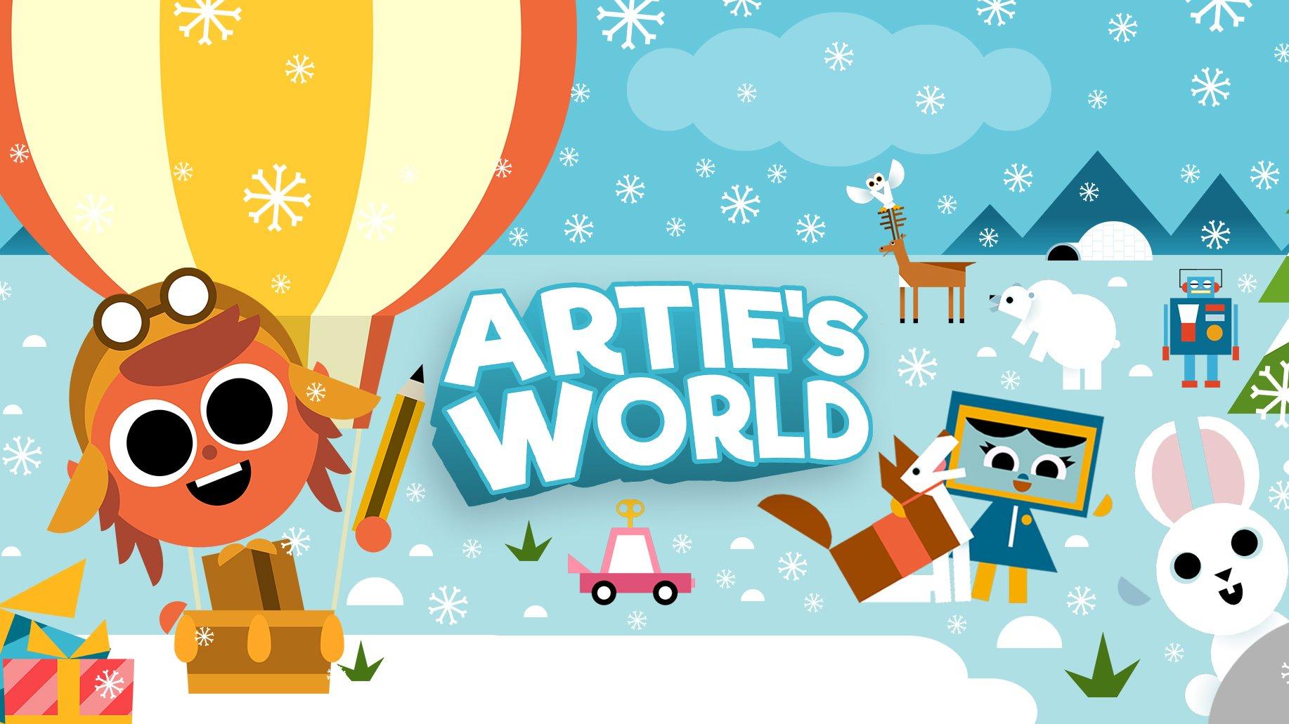 El mundo de Artie