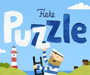 Banner Fiete Puzzle