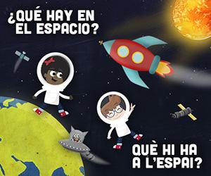 ¿Qué hay en el Espacio?