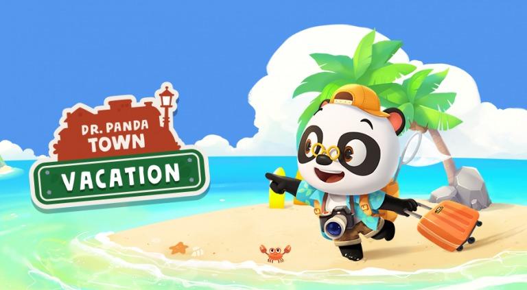 Dr. Panda Ciudad: Vacaciones