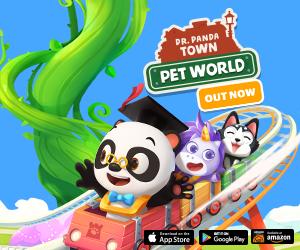 banner Dr. Panda: animalandia
