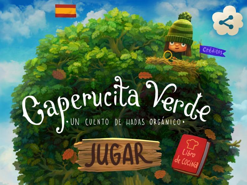 Especial apps Caperucita Roja