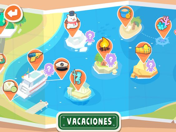 Dr Panda Ciudad Vacaciones