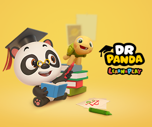 Banner Dr. Panda Learn & Play