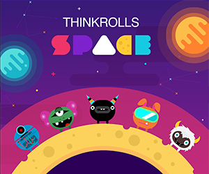 banner Thinkrolls Space