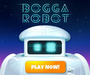 banner bogga robot