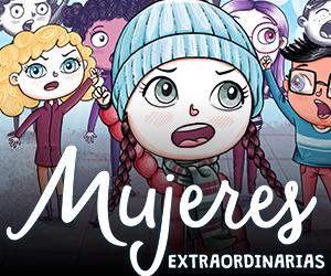 Banner Mujeres Extraordinarias