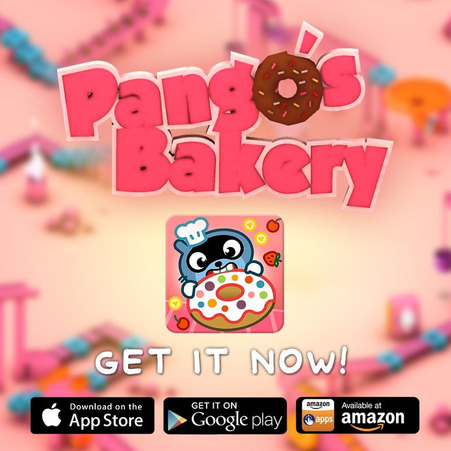 Banner Pango Bakery